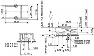 Touch Sensitive Switch Schematic in addition Pushbutton switch furthermore Saklar Switch together with Omni Step Wiring Diagram likewise Rotary Oil Pump. on rotary switch electrical diagram html